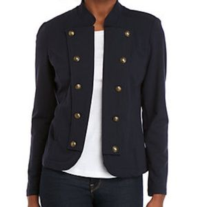 Miltary Band Jacket by Tommy Hilfiger